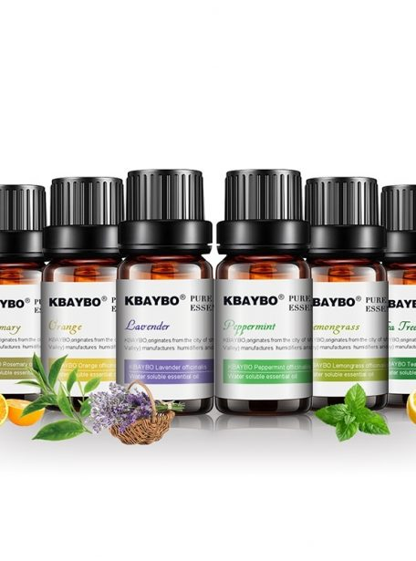 Aromatherapy Essential Oils For Diffusers