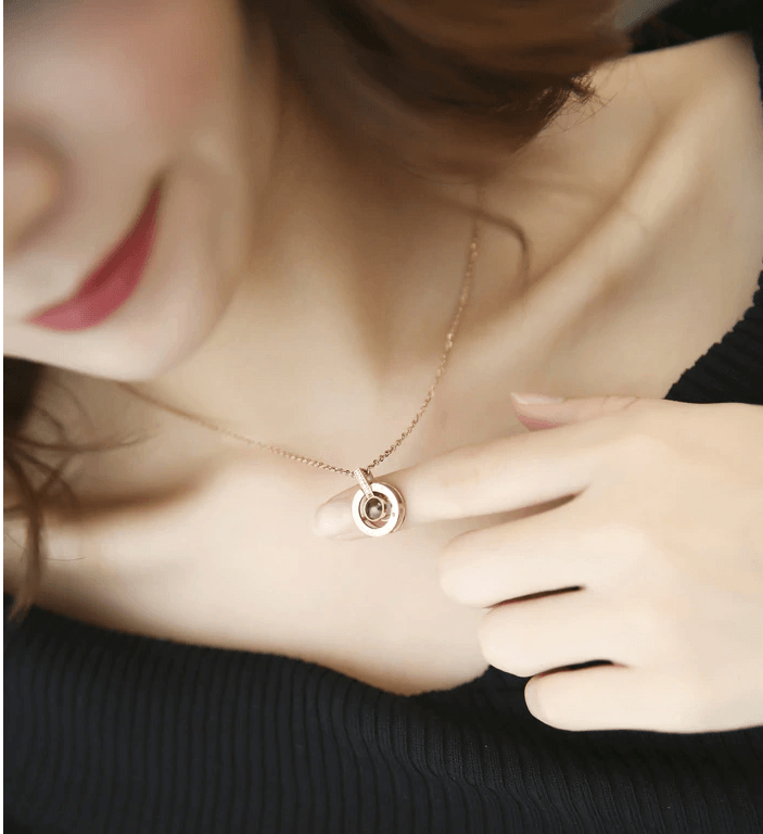 Love Memory Necklace