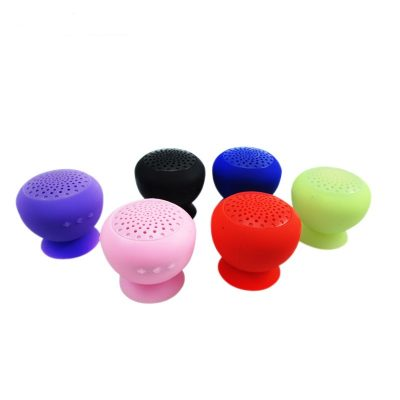 Portable Wireless Mushroom Bluetooth Speaker