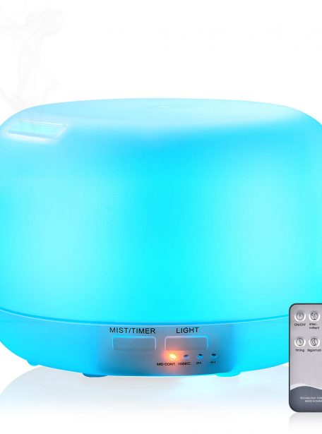 Remote Control Aromatherapy Diffuser Humidifier