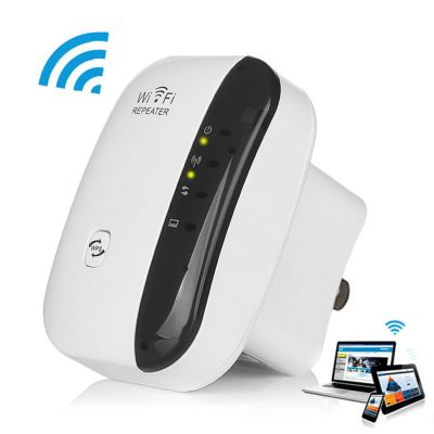 WiFi Repeater With 300Mbps WiFi Range Extender