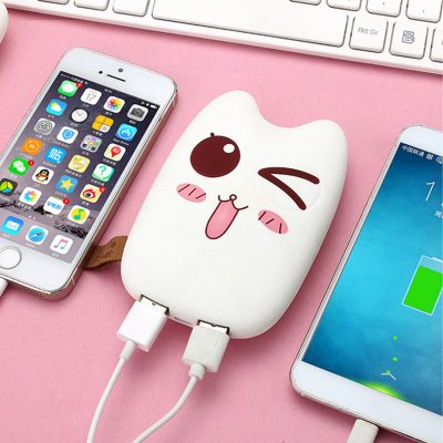 New Fashion Universal Cartoon Smart Power Bank