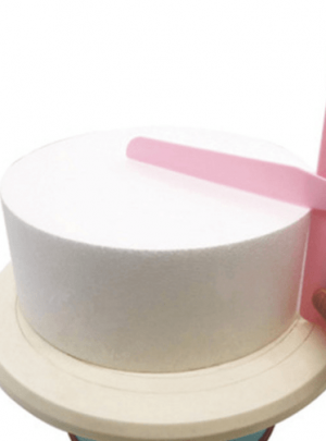 Cake scraper and smoother7