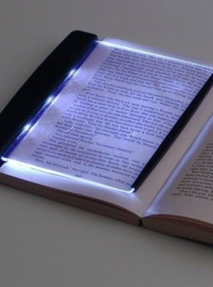 Adjustable Brightness LED Flat Reading Light