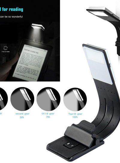 Portable LED Reading Book Light