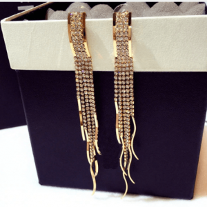 Super Flash Dangle Earrings for Women