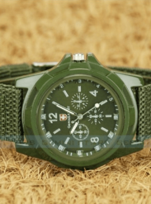 Swiss Sports Men Air Force Watch