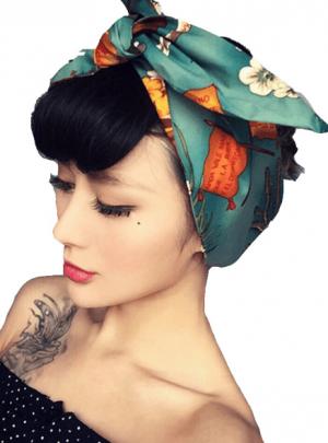 Cute Hair Flower Headband1