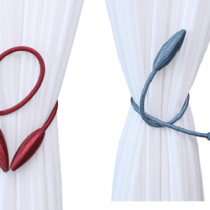 Modern Minimalist Curtain Rope With Free Style
