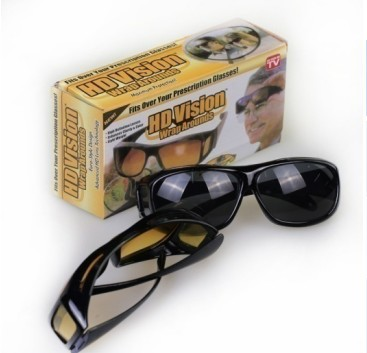 Multi-Function Night Vision Driving Sunglasses