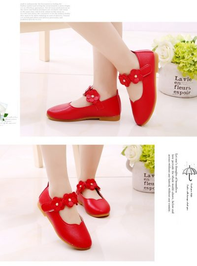 Princess Flower Sandals