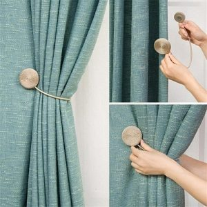 Wild Creative Curtain Magnetic Hook