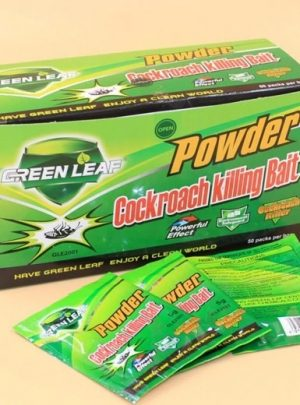 Green Leaf Cockroach Repellent