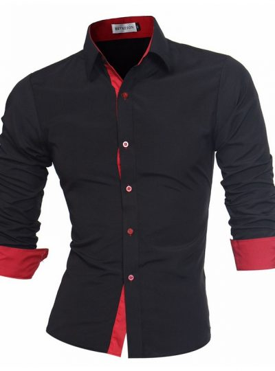 Top Quality Personality Long Sleeve Shirt