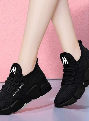 Women's Breathable Sports And Leisure Shoes