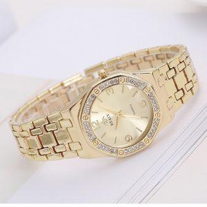 Ladies Diamond Quartz Watch