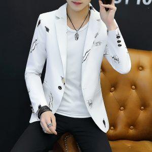 Hot Fashion Men's Stamping Jacket