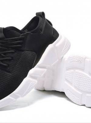 Breathable Mesh Unisex Casual Shoes