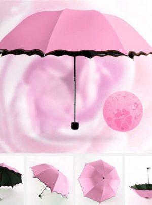 Sunscreen UV Watering Flowers Umbrellas
