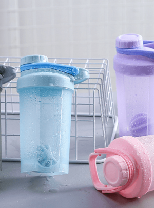 Drinkware Fitness Water Bottle Shaker