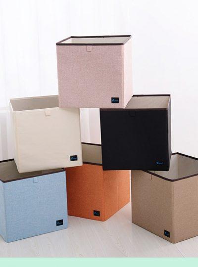 Washable Car And Home Storage Box