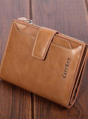 Fashion Men's Wallet Short Wallet