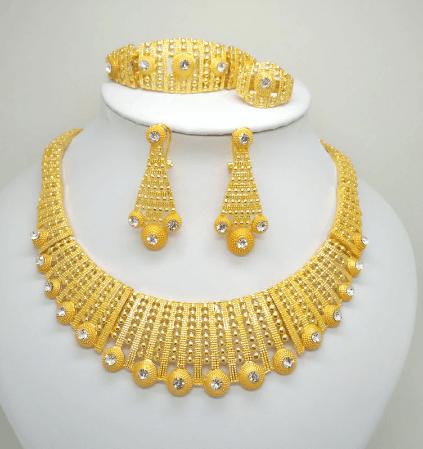 Dubai Jewelry set
