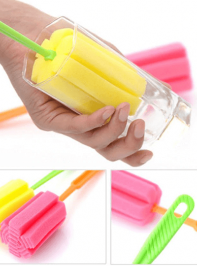 Long Handle Glass Cup Cleaning Brush