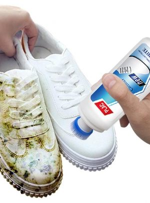 White Shoes Cleaner And Decontamination Agent