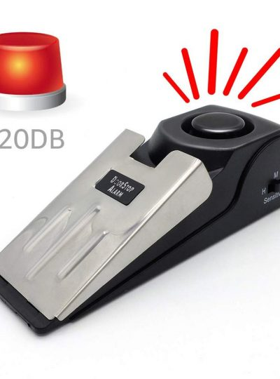 Wireless Door Stopper Security Alarm