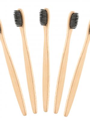 Natural Pure Bamboo Toothbrush