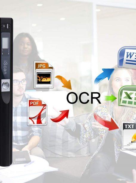 Wireless Handheld Scanner